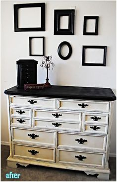 Gorgeous! Maybe an idea for our new coffee table/end table?