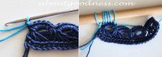 broomstick crochet tutorial 9