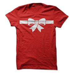 View images & photos of Christmas Ribbon T Shirt t-shirts & hoodies