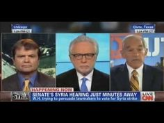 CNN cuts Ron Paul off for speaking the TRUTH!!!!!  Hilarious... got to keep everyone in the dark.