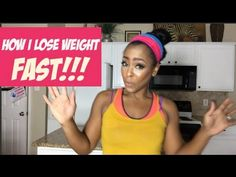How I Lose Weight FAST! 21 Day Weight Loss Journey/ Best Meal Supplement - YouTube