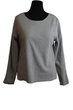 Tommy Hilfiger Grey Fleece Pajama Top- Size: XLarge