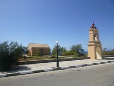 Agios Georgios Argyradon - ostrov Korfu