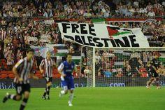 Anoche, en La Catedral #FreePalestine