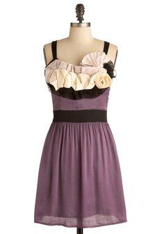 I Adorn You Dress -love the embellishment!