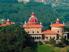Palacio de Monserrate. Sintra