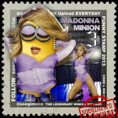 Madonna Minion