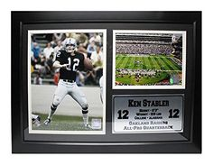 Kenny Stabler Oakland Raiders Photographs