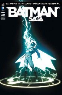 BATMAN SAGA #13 - Urban Comics Urban Comics