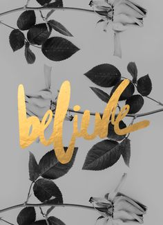 believe | free wallpaper / cocorrina.com