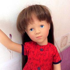 Gotz Sylvia Natterer poupée ADELE 50cm + tenue + Bracelet Gotz doll in Dolls & Bears, Dolls, Clothing & Accessories, Other Dolls | eBay!