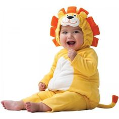 Lion Halloween Costume Carters Carter's 2 Pc Fleece Jungle Cat Hood 12 Month NWT #CARTER #CompleteCostume