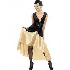 Great Gatsby jurk