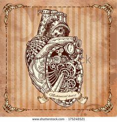 anatomically correct human heart drawing - Google Search