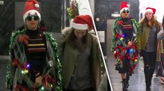 Beyonce Is Definitely Ready For the Holidays