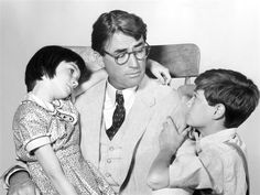 To Kill a Mockingbird 50th anniversary restored print is breathtaking in every frame. Peck's Atticus, Peter's Robinson and the reveal of Duvall's Boo Radley is perfection for simplicity and power. Story, story , story. so many wonderful images.
