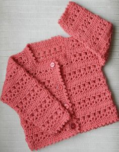 Crochet Baby Girl Cute toddler crochet sweater pattern childrens cardigan crochet pattern no. 234 designed by kay jones KSIFEGF - Cute toddler crochet sweater pattern childrens cardigan crochet pattern no. 234 designed by kay jones KSIFEGF Baby Sweater Patterns, Crochet Cardigan Pattern, Crochet Jacket, Crochet Patterns, Knitting Patterns, Baby Patterns, Crochet Shawl, Crochet Baby Sweaters, Crochet Baby Clothes
