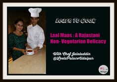 Laal  Maas Recipe : Culinary Journey With The Chef