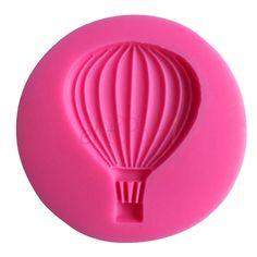 Uçan Balon Silikon Kalıp - 5.99 ₺