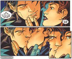 Dick Grayson & Barbara Gordon