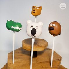 Cakepops Tiere Australien