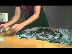 How to make a peasant top or blouse. Step by step instructions for sewing your own peasant blouse. ThunderLily is custom made fashion. Made by us or made by you.