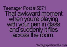 I think teenage posts are so true! Sometimes it's creepy! Hope you ca… #random Random #amreading #books #wattpad