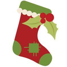 Christmas svgs clip art christmas stockings christmas scenes christmas