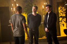 'The Originals' Episode 10 Photos: 'The Casket Girls' - Marcel and the Original Brothers