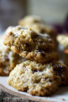 Gebrannte Mandel-Cookies