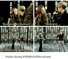 Krystal and Amber of f(x)