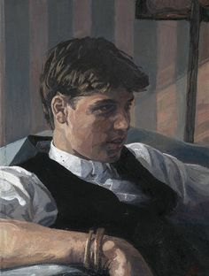 Prince William age, 17 by John Wonnacott