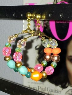 Handmade earrings from Jewels we Love