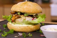 Fishy Friday: Bart's tonijn burger - Culy.nl