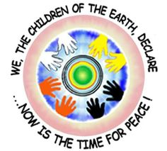 Now Is The Time For Peace ~ Unity