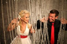 A Rockabilly Las Vegas Wedding: John & Marnie