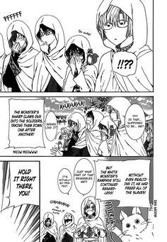 Read manga Akatsuki no Yona Chapter 127 online in high quality