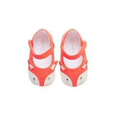 Girls Shoes Boys Shoes | Bg Fox Mary Jane | Seed Heritage ($40) found on Polyvore