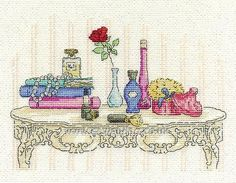 Beauty Cross Stitch