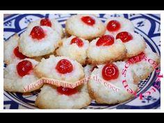Coconut Macaroons / Macarons aux noix de coco-Sousoukitchen