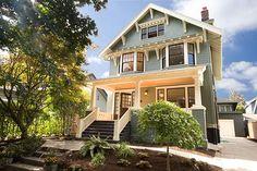 What Makes a Craftsman a Craftsman? - Oregon First - Portland Realty Team Portland Real Estate