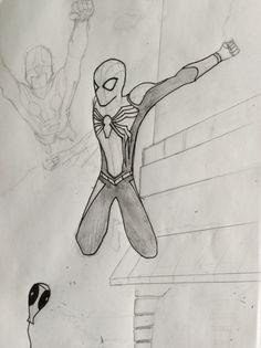 W.I.P Homen aranha(PS4) e Nova  Em desenvolvimento (Agosto 2016) #spiderman #nova