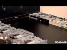 Star Wars' Imperial March Performed on 8 Floppy Drives [Video]