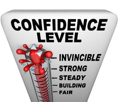 What confidence level are you?
