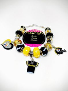 Black and Yellow, Black and Yellow! by Mrs. Nicole Hall on Etsy