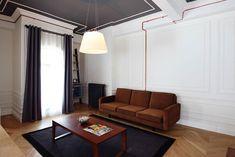 Karaköy Rooms by RunArchitects // Istanbul, Turkey. - Yellowtrace