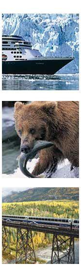 Alaska Cruises & Alaskan Vacations - Holland America Line - Alaskan Cruises & Alaskan Vacations