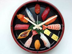 Can't find this sushi clock anywhere for less than $300. So sad!