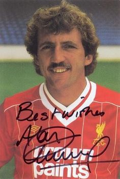 Alan Kennedy #LFC #Legend