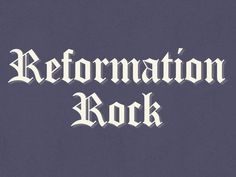 A catchy tune that helps Reformation history stick in students' minds! The Reformation Rock video teaches about Luther's beliefs, notable events, and more. Reformation History, Reformation Sunday, Protestant Reformation, Martin Luther Reformation, Music Ministry, Rock Videos, Church History, Art History, Catechism